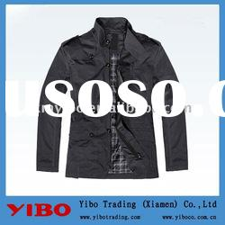 2012 new fashion men's jacket winter jacket