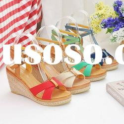 2012 sandals 2012 women sandals ladies fashion sandal 2011 summer ho998-10