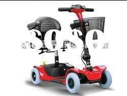 24V 4A Three wheels electric mobility scooter 300w BST10
