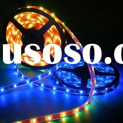 24 Watt 12 Volt DC Waterproof LED flexible strip light