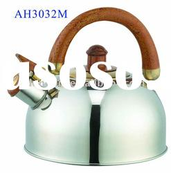 2.0L STAINLESS STEEL WHISTLING KETTLE -- AH3032M