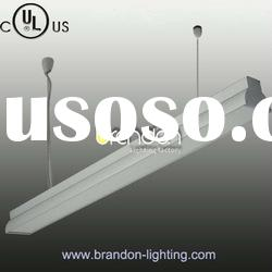 2 feet shopping malls Aluminium Fluorescent lighting fitting
