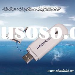 3G WCDMA HSDPA USB Dongle-7.2Mbps