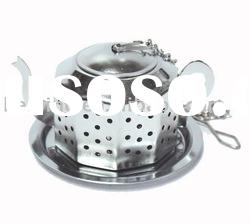 "3"" stainless steel teapot tea strainer,tea infuser"