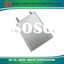 406285 2700mAh 3.7v rechargeable li-polymer battery cell