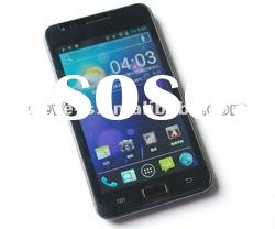 5.3 inch android dual sim 3g phone with Android 4 0 ICS Dual Camera 8MP i9220