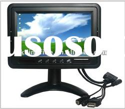 7 inch CAR TFT LCD MONITOR with TOUCH SCREEN