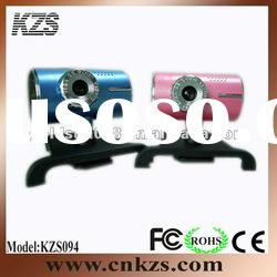 8 MP PC Webcam with Microphone