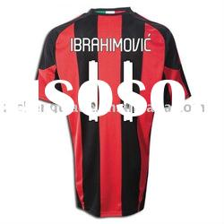 AC Milan 10/11 Home Soccer Jersey Shirt With Free Shipping