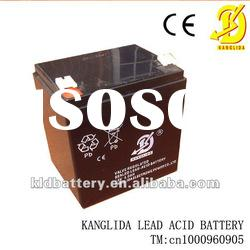 AGM SLA storage battery pack 12v4ah/high power deep cycle rechargeable battery