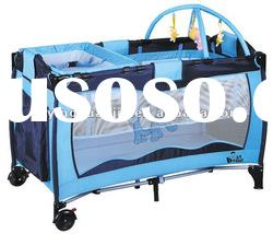 AN/NZS foldable baby playpen,baby crib,baby travel cot,baby products