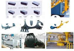 Autoclaved Aerated Concrete light weight block machinery(AAC)