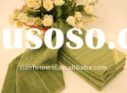 Bamboo fiber towel & bamboo kitchen towel