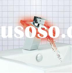 Bathroom basin faucets,led faucet