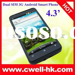 Best Price dual SIM card 3G Mobile Phone Android OS