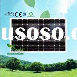 China solar panels, MONO 230W for off grid 2KW solar power system for home use