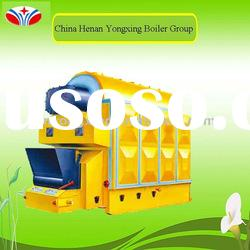 Coal or wood boiler design DZL series steam boiler