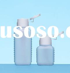 Cosmetic packaging for custom shampoo bottle