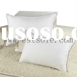 Cotton Shell with Mulberry Silk Pillow
