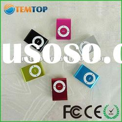 Cube MP3 Player 4GB Support TF Card