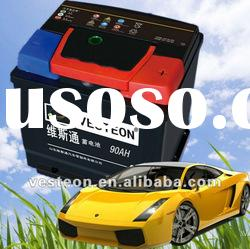 DIN car battery 90AH