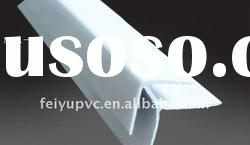 Decorative PVC Clip for ceiling panel ans wall panel