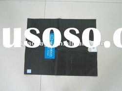 Die cut PE plastic bags with patch handle