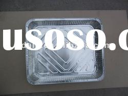 Disposable Food alu foil container
