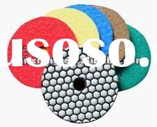 Dry Diamond Polishing Pad for marble,granite,ceramic