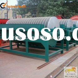 Dry and wet mining iron ore magnetic separator