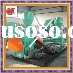 Dry way SX-1000 waste wire cable recycling machine