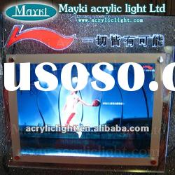ES-89 Acrylic LED advertising sign
