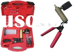 FS2113A 17 PCS NEW PACKING BRAKE BLEEDER & VACUUM PUMP TOOL KIT of auto tool