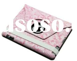For The New iPad3 PU Leather Case