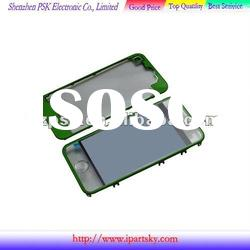 For iPhone 4 LCD with touch digitizer assembly, Orange, New~