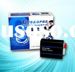 GPS Tracking Car Device with Free software,Fleet management
