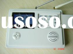 GSM and auto dial alarm system