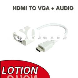 HDMI to VGA Video Converter adapter 1080P for PC