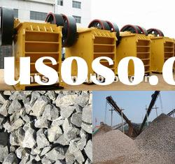 HSM Hot Selling ISO used jaw crusher for sale