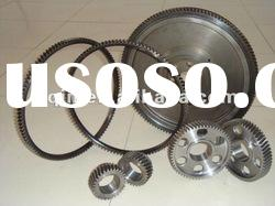 Heavy truck parts flywheel ring gear for howo