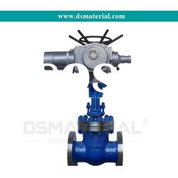 High pressure carbon steel gate valve