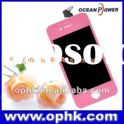 Hot Sale For Iphone 4g LCD and digitizer Assembly