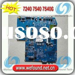 Hot sale 100% working laptop motherboard For acer 7240 7540 7540G JV71-TR8 48.4FP03.011