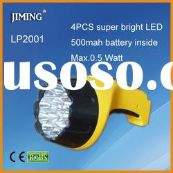 LP2001 torch light rechargeable battery