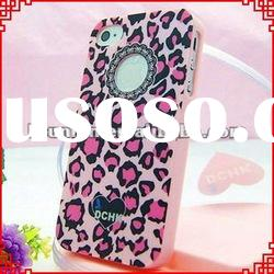 Love Series Leopard Mobile Phone Case for iphone 4 4S 4G
