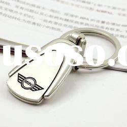 MINI brand logo keychain car accessories
