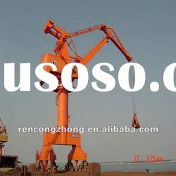 MQ Model portal gantry crane design & portal crane price