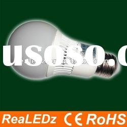 Milky white bright LED Bulb 7W 500lm E27