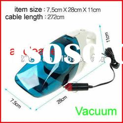 Mini Portable Car Vehicle Auto Rechargeable Wet Dry Handheld Vacuum Cleaner 12V