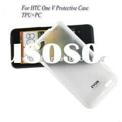 NEW Latest PU+PC For HTC Ones V Mobile Phone Protective Cases